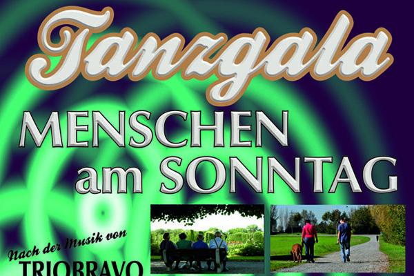 "Tanzgala 2015 ""Menschen am Sonntag"""